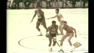 1967 NBA All Star Game Highlights