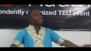 Making Practical Science Education Accessible | Charles Ofori | TEDxAdum