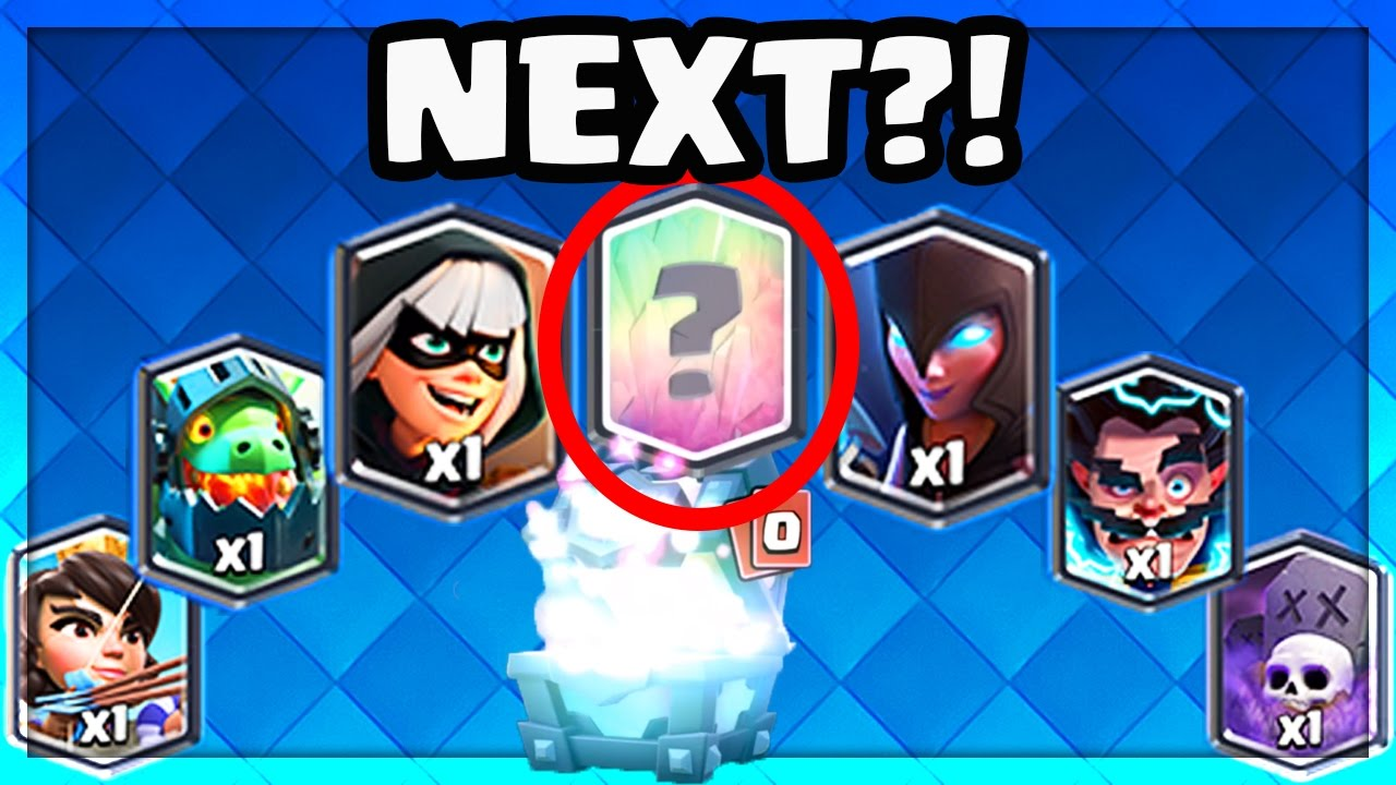 Is YOUR Legendary Chest Waiting? Find out NOW! Clash ...