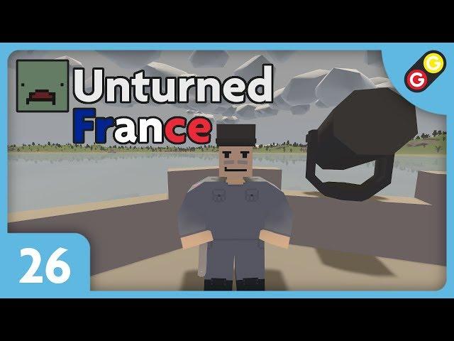 Unturned - Les (re)rescapés #26 On termine les dernières quêtes ! [FR]