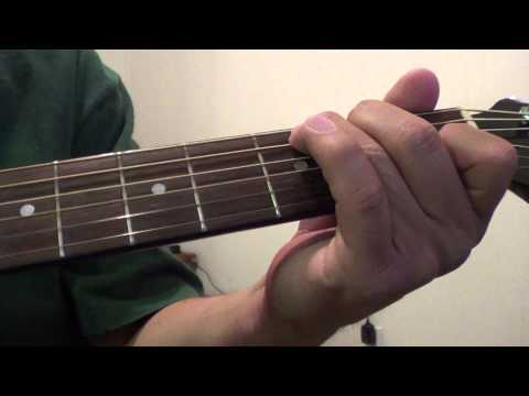 Kenny Chesney - Pirate Flag (Acoustic, Chords, Tutorial)
