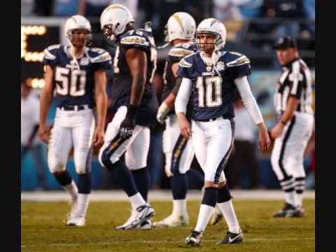 2009-2010 SAN DIEGO CHARGERS ARE YOU KAEDING ME?