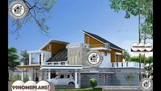 Indian House Design By 99HOMEPLANS COM [ Esp: M088 ]
