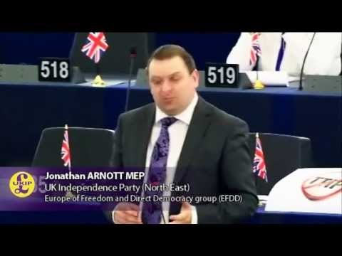 We don't need an EU energy strategy - UKIP MEP Jonathan Arnott
