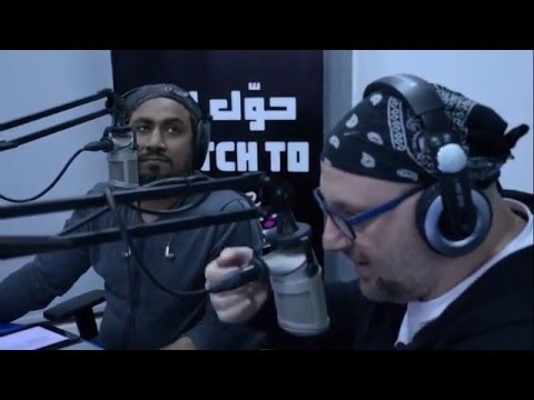 Big Hass Interviews Ashraf Ghori | Laish Hip-Hop | MIX FM (KSA)