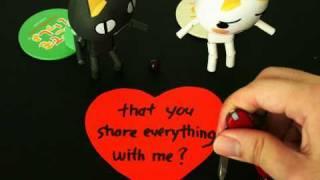 Valentine - Kina Grannis (Fan made, with lyrics)