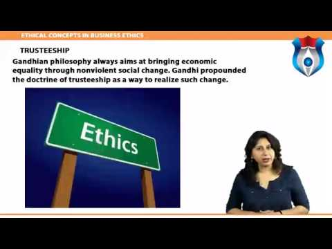 Ethical Concepts in Business Ethics