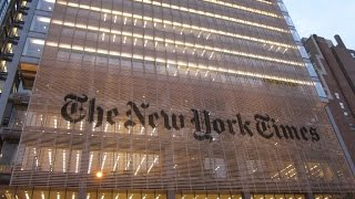 NY Times Under Fire For Calling Michael Brown 'No Angel'