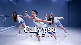 Luis Fonsi, Stefflon Don - Calypso Children Dance Version