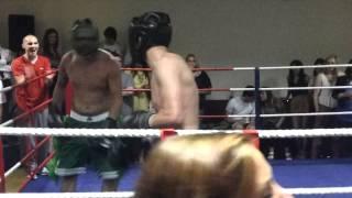 CUFC - Fight Night - Pat vs Andy - Round 2