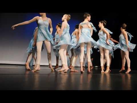 Ballet Long Island Modern Maia and Leila 2016