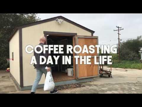 Roasting Coffee w/ Tired Eyes