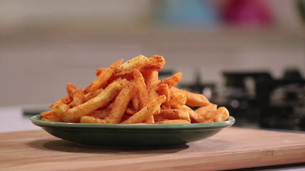 perfect french fries with mexican mix 5 ways to enchance french