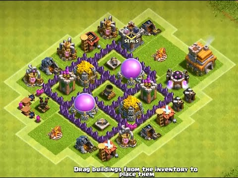 how to build clash of clans beginner