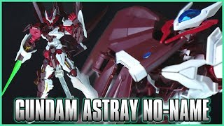 vuclip 1/144 HGBD Gundam Astray No Name Review - GUNDAM BUILD DIVERS - ガンダムアストレイノーネイム