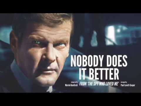 Nobody Does it Better - tribute to Roger Moore Mp3
