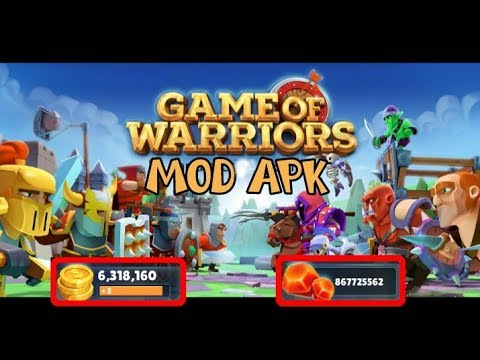 Game Of Warriors V1 1 6 Mod Apk Download Gameplay Youtube