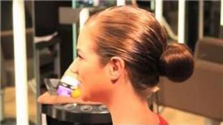 Special Occasion Hairstyles : How to Create a Chignon Hairstyle