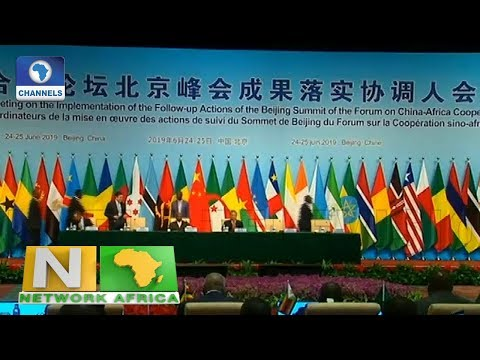 China-Africa Relations: Beijing Denies 'Debt Trap' Diplomacy
