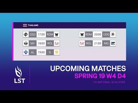 #LST 2019 Spring - W4 D4 TH - Main Stream