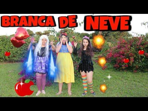 AS AVENTURAS DA BRANCA DE NEVE #1