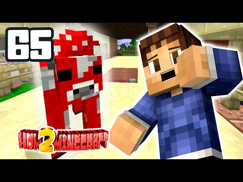 """Minecraft: How 2 Minecraft! (Season Two) """"Rob's Building Contract!"""" Episode 65 (Minecraft 1.8 SMP)"""