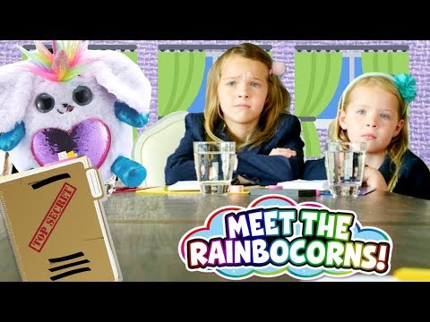 We Made Rainbocorns!