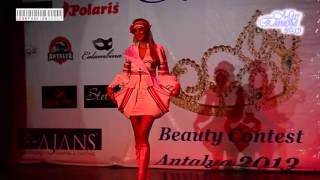 MISS EURASIA-2013 The final show. Presentation of the participants