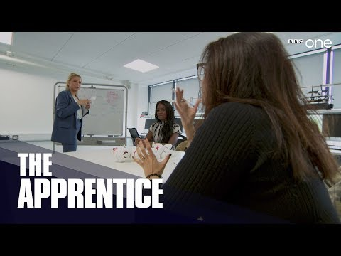 The girls team brainstorm - The Apprentice 2017: Episode 3 | BBC One