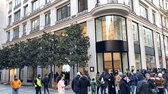 Apple Store Wien Kärntnerstraße Eröffnung