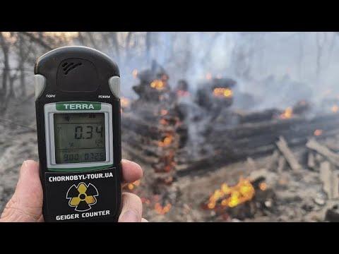 حرائق الغابات في منطقة حظر تشيرنوبل تزيد من نسبة الإشعاع في الجو…  - نشر قبل 14 دقيقة