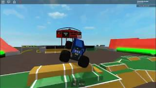 Roblox Monster Jam #32: Fox Sports 1 Cleatus At World Finals ##!!!