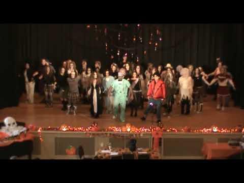 Thriller Dance Roosevelt Middle School Staff West Orange, NJ