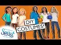 DIY Spirit Riding Free Costumes! Lucky, Pru, and Abigail! | THAT'S THE SPIRIT