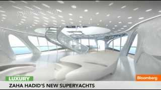 Tomorrow's Top Superyacht From Today's Top Architect