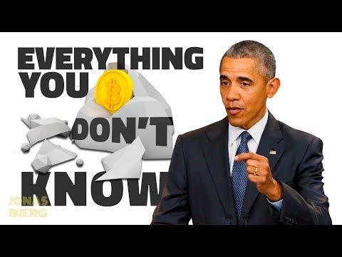 BIGGEST BITCOIN MISCONCEPTIONS | Barack Obama, J. Dimon & Winklevoss