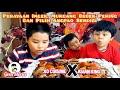 Perayaan imlek, Battle Bebek Peking XO vs Asian King dan Pilih Angpao Sendiri