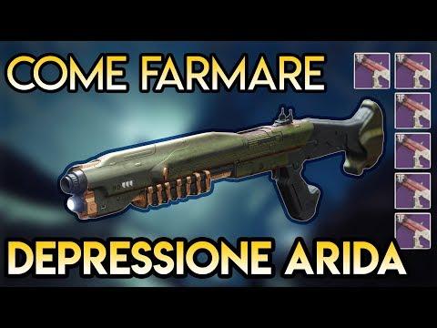 Destiny 2| I Rinnegati: Depressione Arida - Guida Al Farming thumbnail