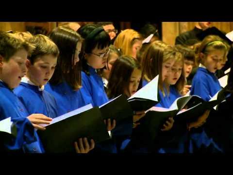 The Madeleine Choir School in Rome 'Deep River'