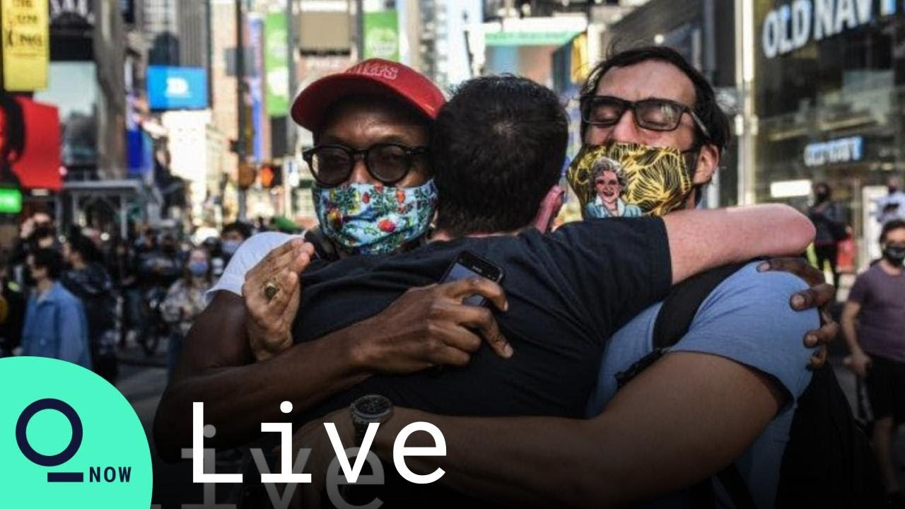 LIVE: Cities Erupt in Celebration After Biden and Harris Win 2020 Election | Happening Today