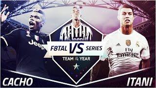 TOTY POGBA F8TAL | POGBA TOTY VS RONALDO TOTY | VS ITANI