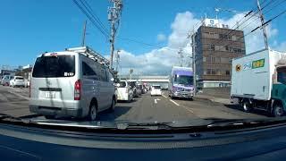 車載動画 国道8号線 石川県金沢市~津幡町方面