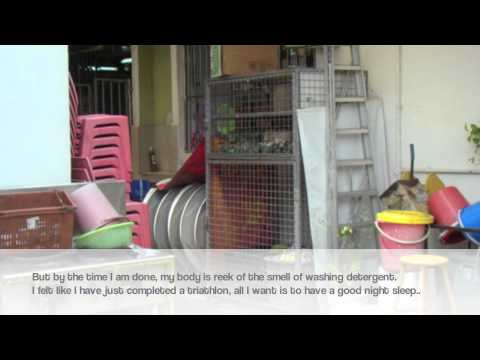 The Ugly Truth Of Singapore #1: Discrimination Against Cleaners ( Final Cut )