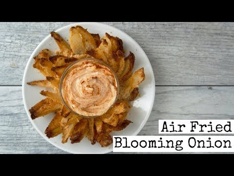 Air Fried Blooming Onion | Avalon Bay 230B