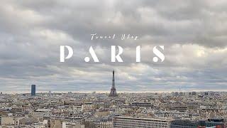 [VLOG #25] 같이 랜선 여행해요, 프랑스 파리ㅣ…