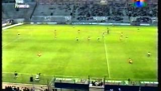 1999 (June 8) Argentina 1 -Holland 1 (Toulon Under 21 Tournament)