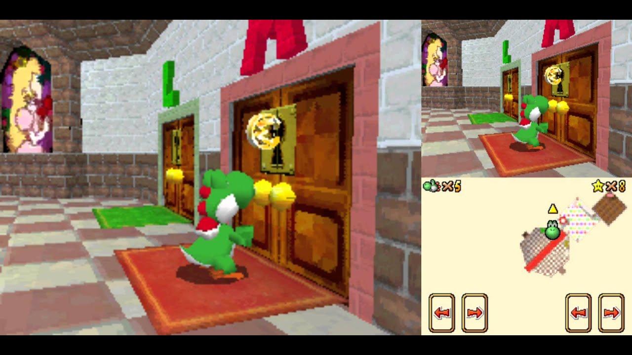 [HD] TAS: DS Super Mario 64 DS in 14:23.34 by MKDasher & ALAKTORN #1