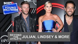 Athletes Reveal What Chores They Do Naked at Body at ESPYs!