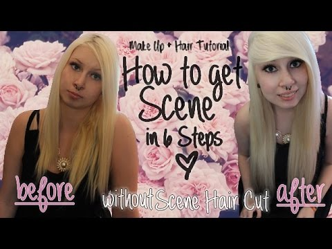 how to style your hair emo 6 steps to get without hair cut 2014 8885 | hqdefault