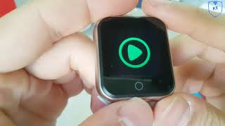 Smartwatch oled pró série 2